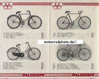 motormobilia olympique motorrad fahrrad prospekt. Black Bedroom Furniture Sets. Home Design Ideas