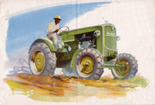 Tractors, Crawlers, Agriculture Machinery
