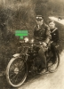 Abako Motorcycle Photo 129 cm 1923  aba-01