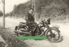 Cotton Motorrad Foto Super Sport 500ccm ohv, Blackburn 1930  cot-f01