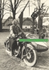 Coventry Eagle Motorrad Foto  491ccm ohv, JAP 1930  ce-f04