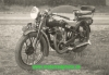 Dollar Motorrad Foto 350 ccm ohv  Tourensport 1929  do-f04
