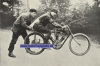 Alcyon Anzani Motorcycle Photo 3 Cyl. racing bike 1905  aa-f01